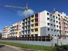 Ход строительства дома № 1 в ЖК Удачный 2 - фото 103, Август 2019