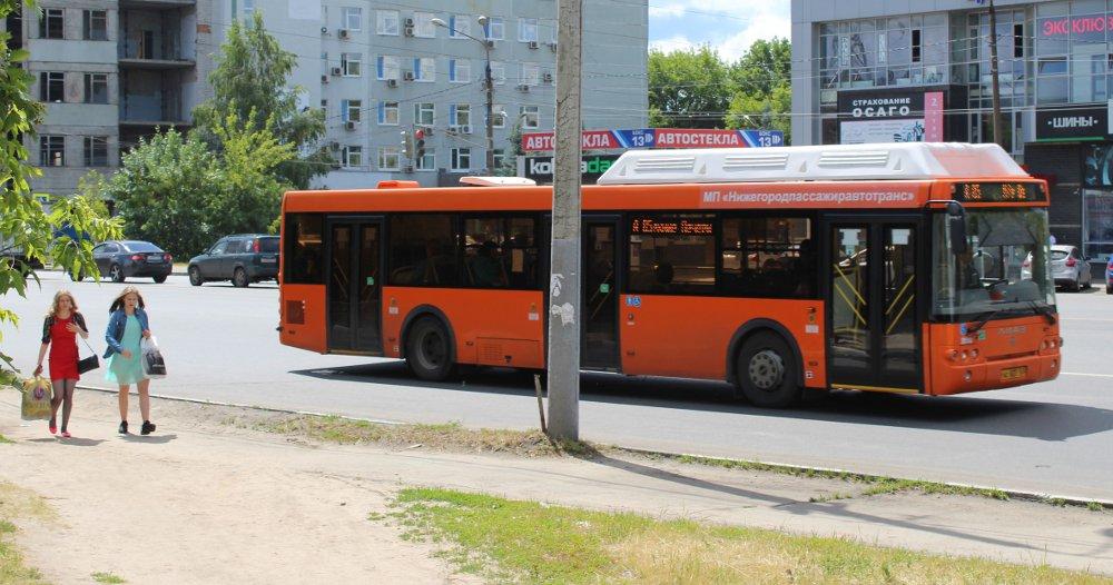 В Нижнем Новгороде решили отменить несколько автобусных маршрутов