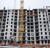 Ход строительства дома № 16 в ЖК Город времени -