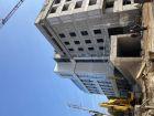 Жилой дом: площадь Минина и Пожарского, у дома №4 - ход строительства, фото 10, Октябрь 2020