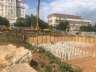 ЖК Космолет - ход строительства, фото 36, Июль 2019