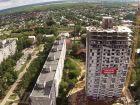 ЖК Подкова Сормовская - ход строительства, фото 11, Июнь 2014