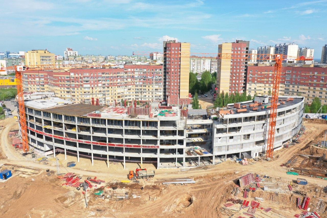 Школа 800: как идет строительство «нижегородского Оксфорда»   - фото 2
