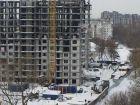 Ход строительства дома №1, секция 2 в ЖК Заречье - фото 9, Март 2021