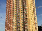Ход строительства дома № 2 в ЖК Высоково - фото 1, Ноябрь 2016