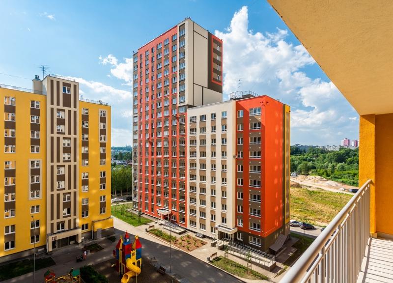 Дом № 20 , 1 очередь в ЖК Новая Кузнечиха - фото 5