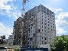 ЖК Статус - ход строительства, фото 15, Июнь 2021