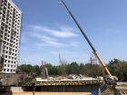 Ход строительства дома № 3 в ЖК Подкова на Родионова - фото 1, Июль 2021