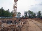 ЖК На Высоте - ход строительства, фото 205, Апрель 2020