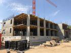Ход строительства дома № 8 в ЖК Подкова на Цветочной - фото 14, Июль 2021