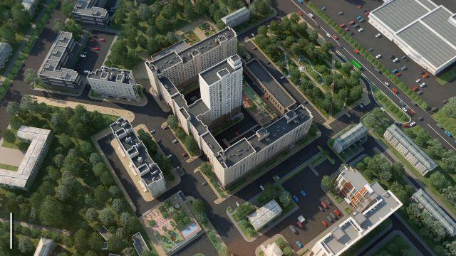 Дом 60/1 в ЖК Москва Град - фото 1