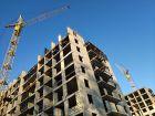 Ход строительства дома №1, секция 2 в ЖК Заречье - фото 17, Январь 2021
