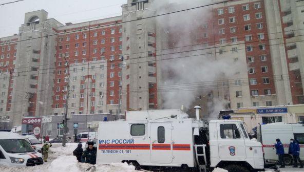 «Падали вещи с полок, дрожал пол» - жители взорвавшегося в Нижнем Новгороде дома рассказали о случившемся