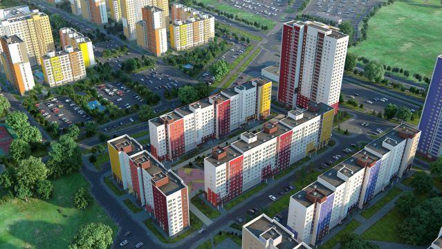 Дом № 6, 2 очередь в ЖК Новая Кузнечиха - фото 4