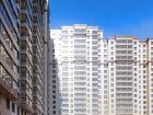 Ход строительства дома № 1 корпус 1 в ЖК Жюль Верн - фото 48, Март 2017