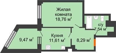 ЖК «Волга»