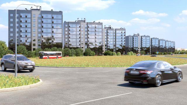 ЖК Сити-Парк - фото 2