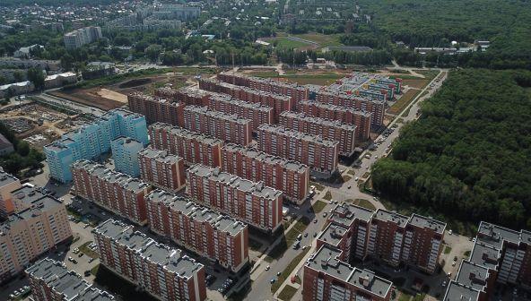 """Число жителей ЖК """"Новая Самара"""" превысило 3300 человек"""