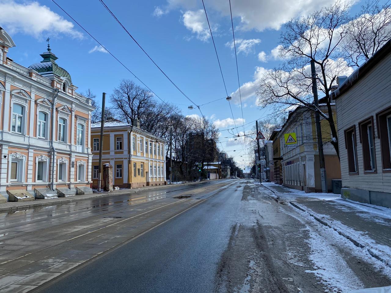 Улица Большая Печерская