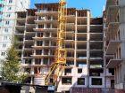 Ход строительства дома № 12 в ЖК На Победной - фото 19, Сентябрь 2014