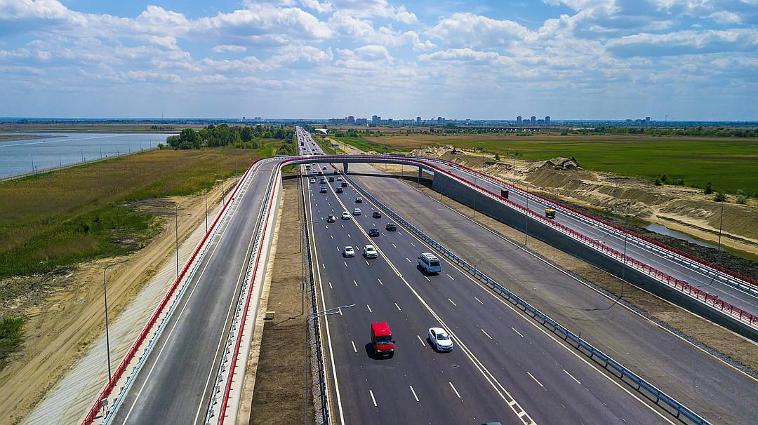К 2023 году Южный подъезд к Ростову планируют расширить до восьми полос