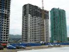 Ход строительства дома № 7 в ЖК Аквамарин - фото 21, Сентябрь 2017