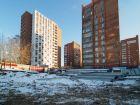 ЖК Каскад на Сусловой - ход строительства, фото 109, Ноябрь 2018