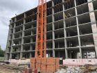 Ход строительства дома № 8 в ЖК Подкова на Цветочной - фото 11, Август 2021