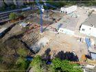 Ход строительства дома Литер 1 в ЖК Звезда Столицы - фото 134, Апрель 2018