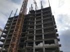 ЖК Горизонт - ход строительства, фото 41, Ноябрь 2020