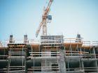 Ход строительства дома Секция 1 в ЖК Гвардейский 3.0 - фото 25, Февраль 2021