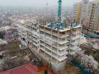 ЖК Царское село - ход строительства, фото 108, Апрель 2020