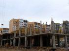 Ход строительства дома № 3 в ЖК На Победной - фото 25, Октябрь 2015