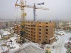 ЖК Вавиловский Дворик - ход строительства, фото 15, Февраль 2020