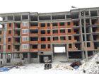 ЖК Сергиевская Слобода - ход строительства, фото 111, Ноябрь 2019
