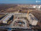 ЖК Открытие - ход строительства, фото 63, Ноябрь 2019