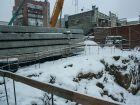 ЖК Островский - ход строительства, фото 108, Ноябрь 2018