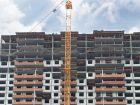 Ход строительства дома № 1 корпус 1 в ЖК Жюль Верн - фото 79, Март 2016