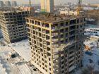 Ход строительства дома № 1 первый пусковой комплекс в ЖК Маяковский Парк - фото 44, Февраль 2021