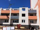 Ход строительства дома № 67 в ЖК Рубин - фото 88, Май 2015