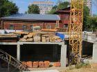 Ход строительства дома № 1 в ЖК Дом с террасами - фото 105, Июль 2015