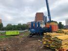 Ход строительства дома № 1 в ЖК Дом на Набережной - фото 2, Июнь 2020