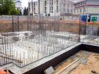 Ход строительства дома № 18 в ЖК Город времени - фото 110, Май 2019