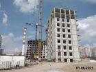 Ход строительства дома № 1 в ЖК Корица - фото 15, Август 2021