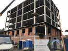 Ход строительства дома № 1 в ЖК TRINITY (Тринити) - фото 57, Сентябрь 2017