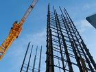 ЖК Каскад на Менделеева - ход строительства, фото 22, Январь 2020