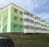Ход строительства дома № 8 в ЖК Мега -