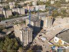 Ход строительства дома Литер 1 в ЖК Звезда Столицы - фото 108, Сентябрь 2018