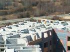 Ход строительства дома на участке № 214 в ЖК Солнечный город - фото 59, Апрель 2018