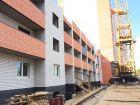 Ход строительства дома № 67 в ЖК Рубин - фото 85, Май 2015
